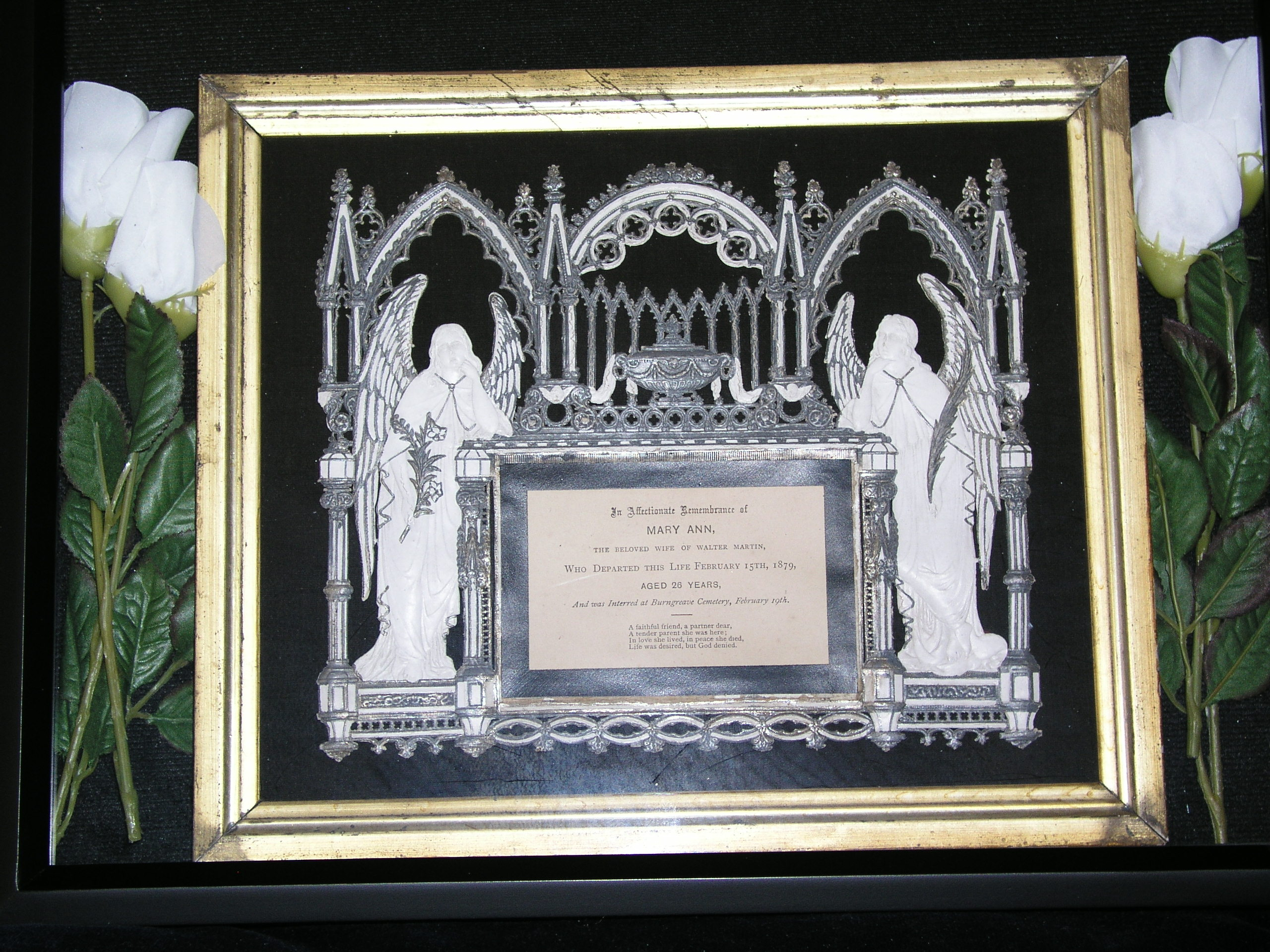 19th Century Funeral Amp Mourning