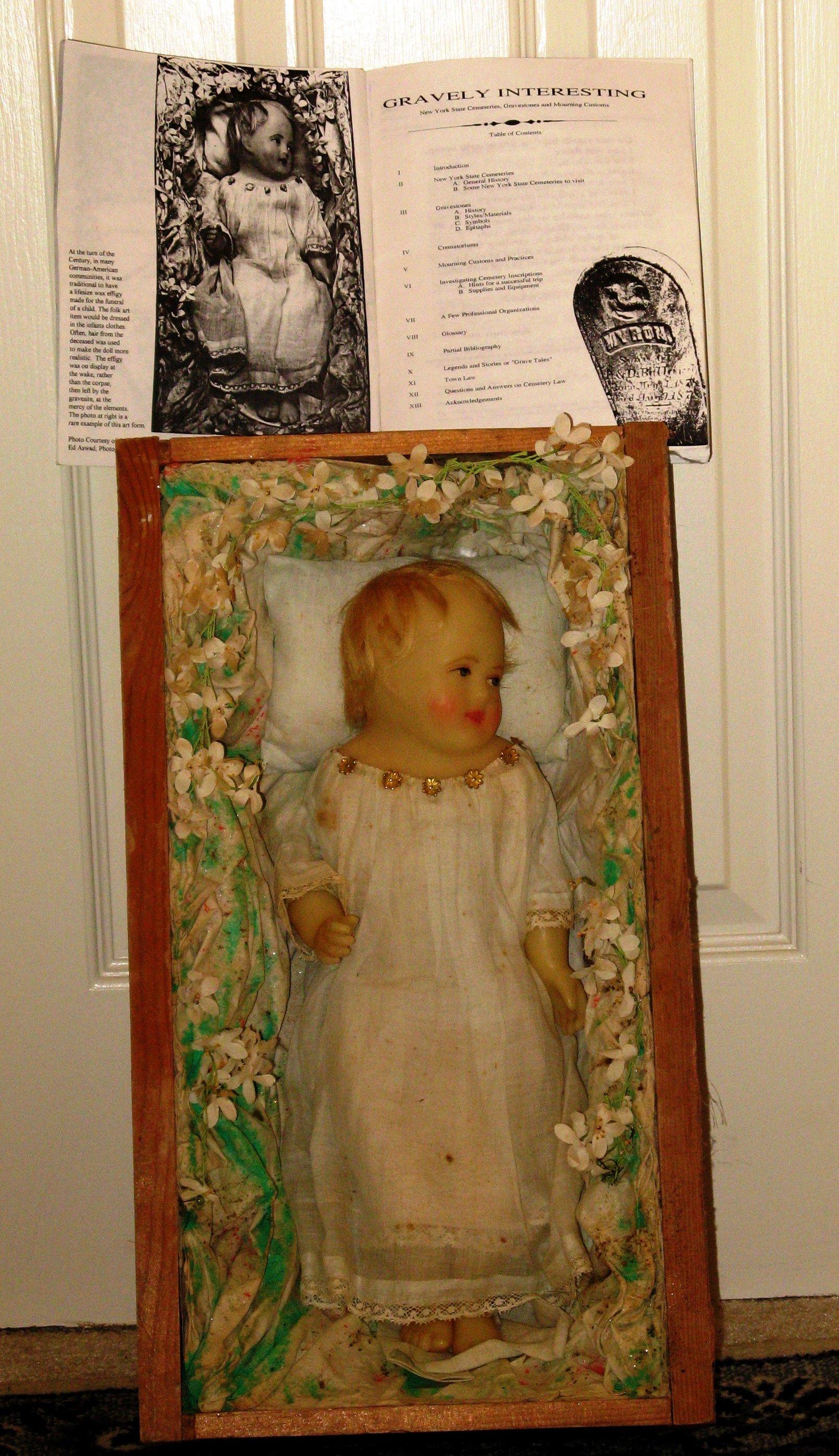 19th Century Art Of Mourning